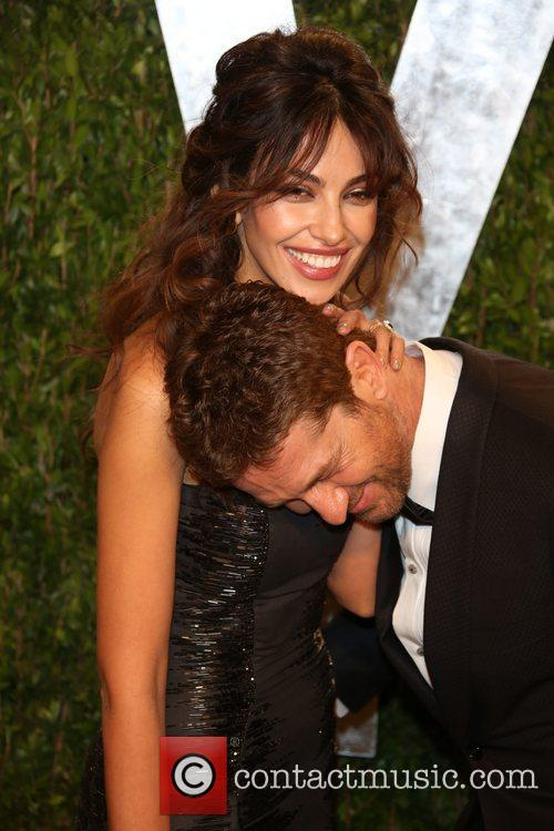 Gerard Butler and Madalina Ghenea 4