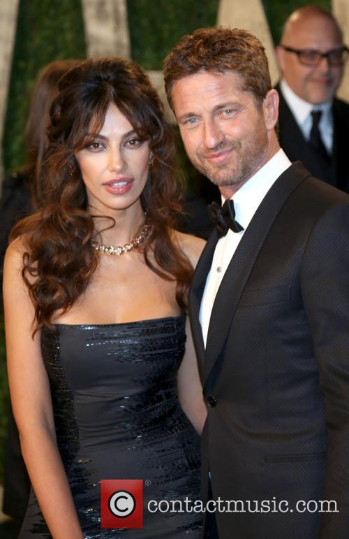 Gerard Butler and Madalina Ghenea 1