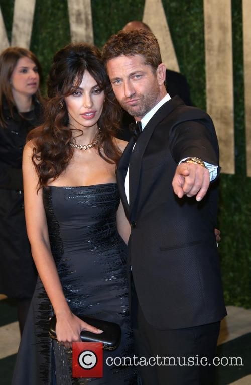 Gerard Butler and Madalina Ghenea 6
