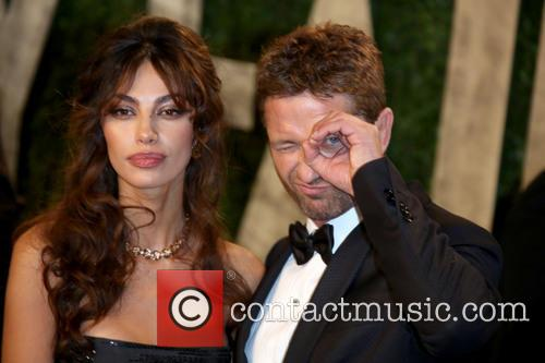 Gerard Butler and Madalina Ghenea 7