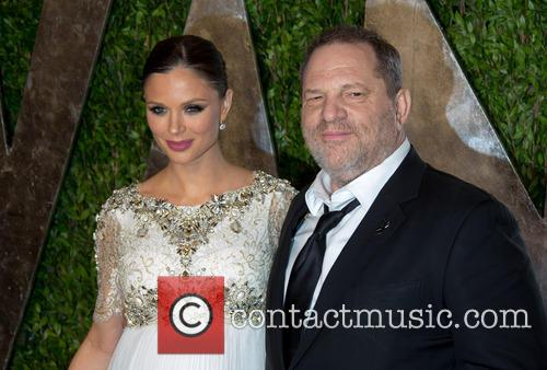 Harvey Weinstein and Georgina Chapman 2