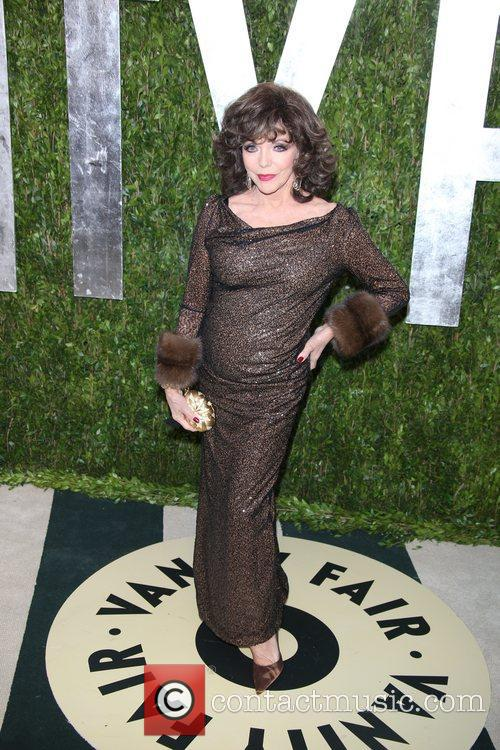 Joan Collins, Sunset Tower