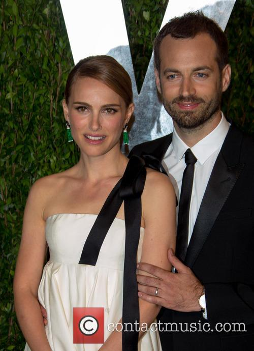 Natalie Portman and Benjamin Millepied 1