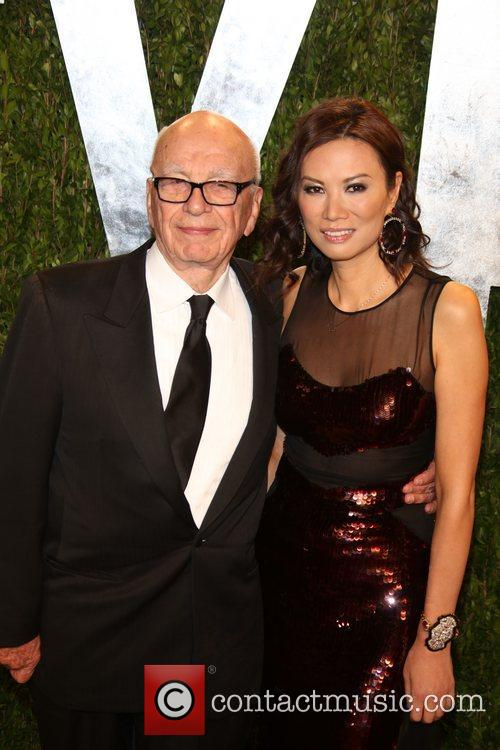 Rupert Murdoch, Wendi Deng Murdoch, Sunset Tower