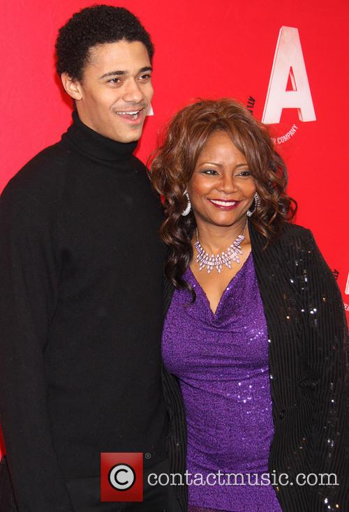 Tonya Pinkins and Maxx Brawer 2