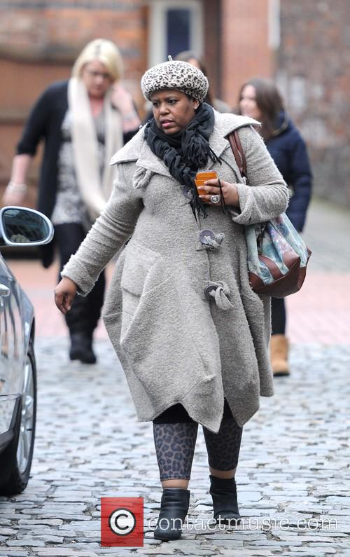 Coronation Street and Pamela Nomvete 5
