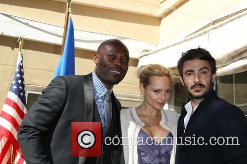Jimmy Jean-louis, Beatrice Rosen and Benoit Ponsaille 2