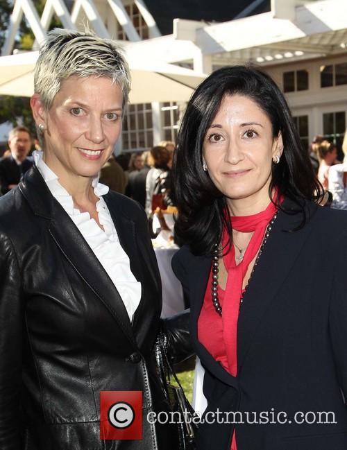 Patricia Kelly and Cynthia Hajjar 5