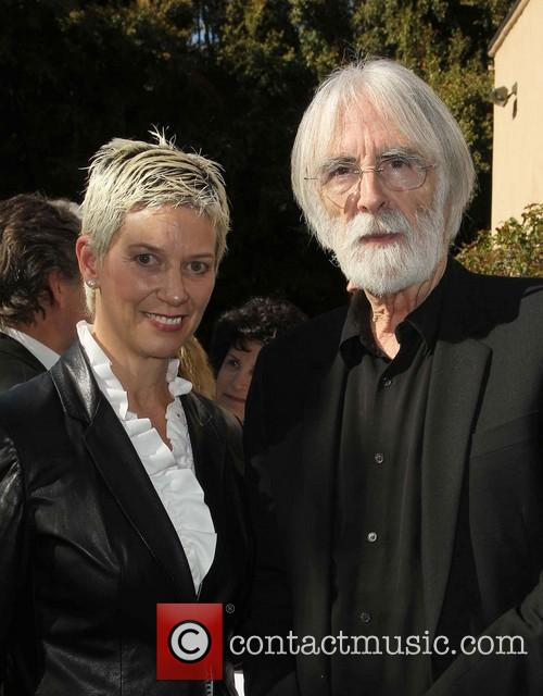 Patricia Kelly and Michael Haneke 4