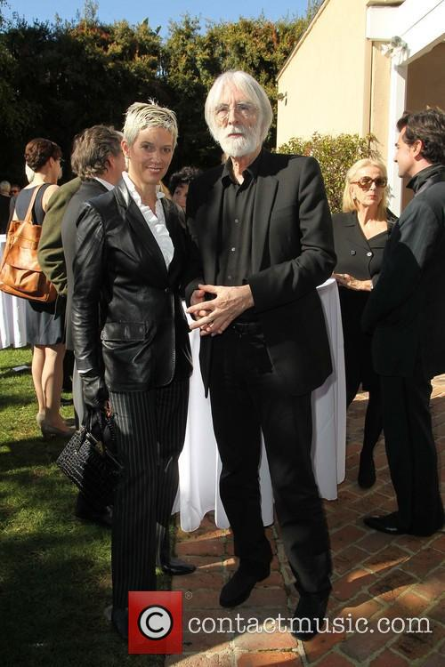 Patricia Kelly and Michael Haneke 9