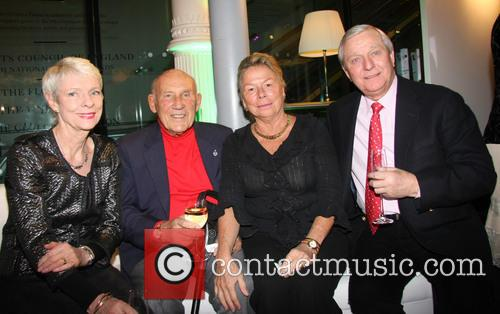 Lyn Earl, Sir Stirling Moss, Lady Susie Moss and Roger Earl 3