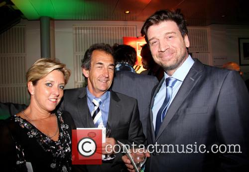 Michelle Hunter, Steve Parrish and Nick Knowles 1