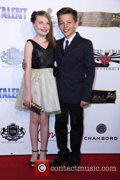 Madison Mueller and Noah Urrea 1