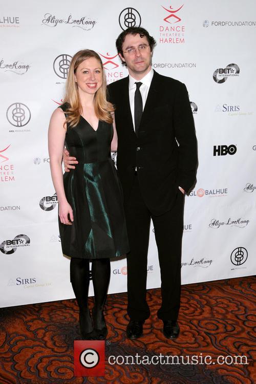Chelsea Clinton and Marc Mezvinsky 2