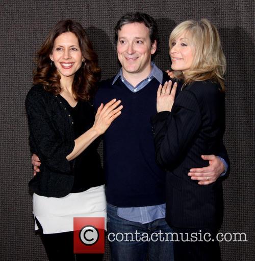 Jessica Hecht, Jeremy Shamos and Judith Light 3