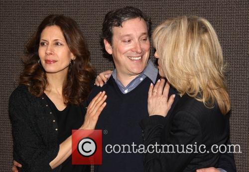 Jessica Hecht, Jeremy Shamos and Judith Light 1
