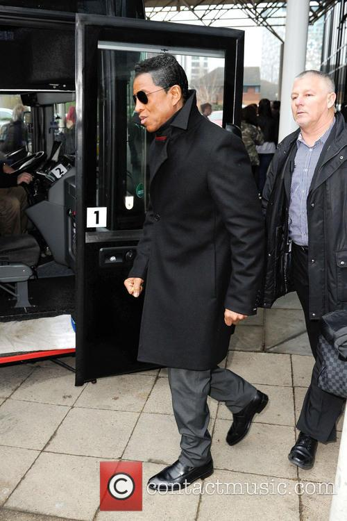jermaine jackson the jacksons leave their hotel 3529303