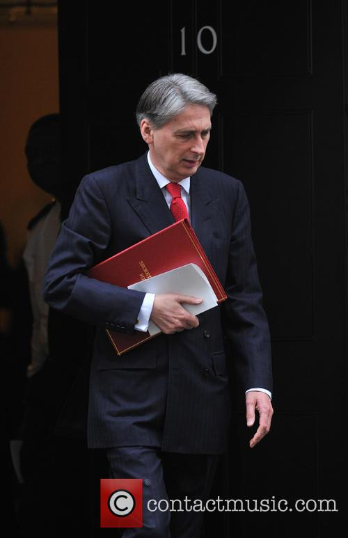 Defence Secretary Philip Hammond 1