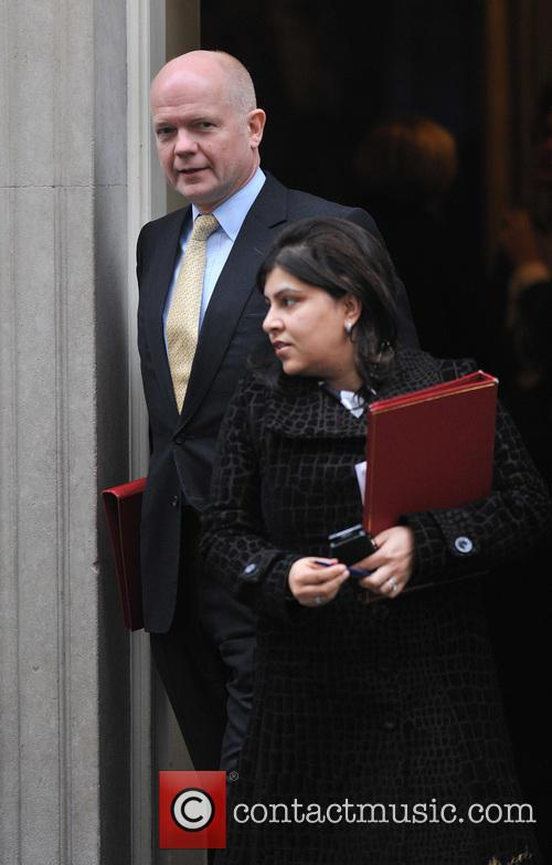 William Hague and Baroness Warsi 2