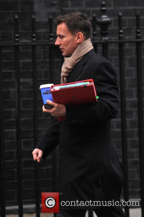 Health Secretary Jeremy Hunt 2