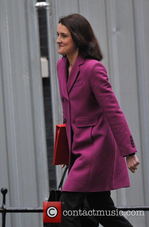 Northern Irel, Secretary Theresa Villiers