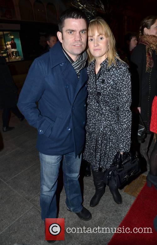 Bernard Dunne and Wife Pamela Dunne 1