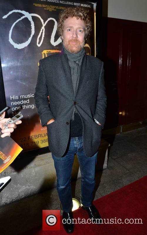 Guests arrive at the European Premiere of 'Once' the musical at The Gaiety Theatre