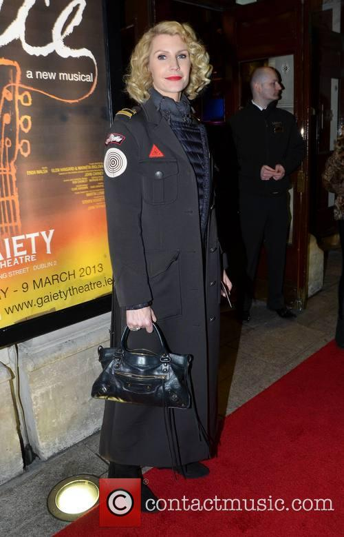 Guests arrive at the European Premiere of 'Once'...