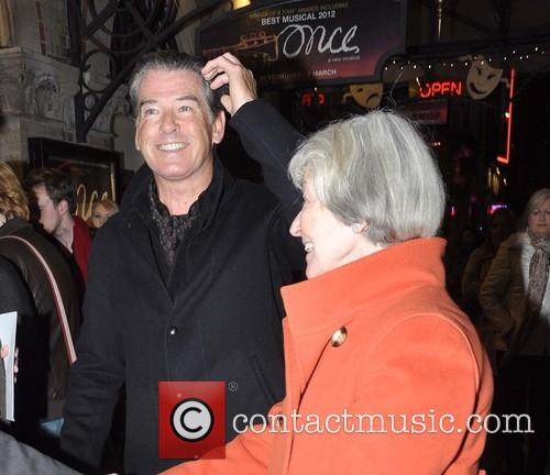 Pierce Brosnan and May Brosnan 11