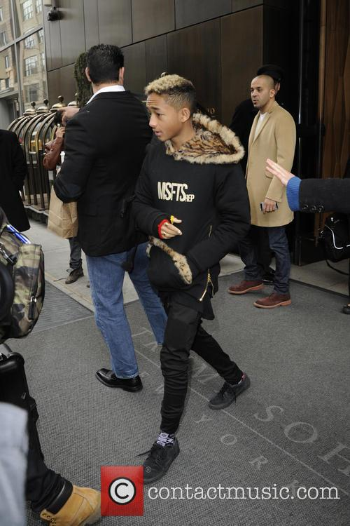 Jaden Smith, New York