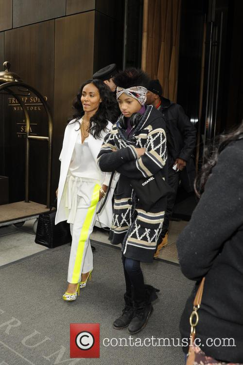 Willow Smith and Jada Pinkett-smith 3