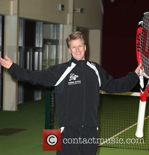 Virgin Active Health and Racquet Club photocall