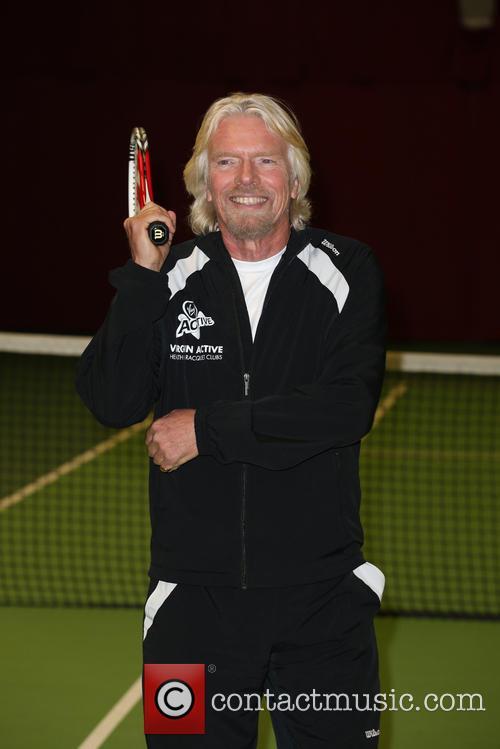 Virgin Active Health and Racquet Club photocall