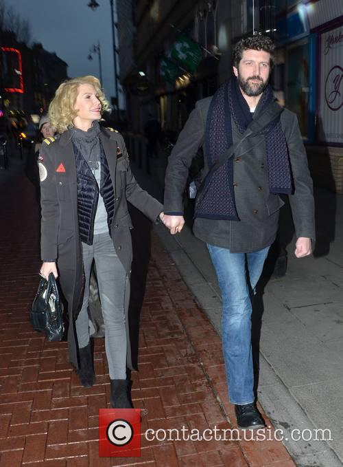 Yvonne Keating and new boyfriend John Conroy