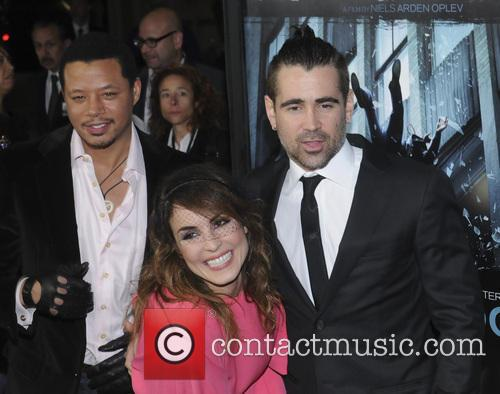 Terrence Howard, Noomi Rapace and Colin Farrell 5