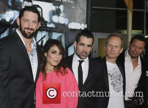 Wade Barrett, Noomi Rapace, Colin Farrell, Niels Arden Oplev and Te 2