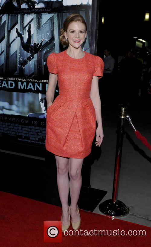 The Premiere of FilmDistrict's 'Dead Man Down' at ArcLight Hollywood