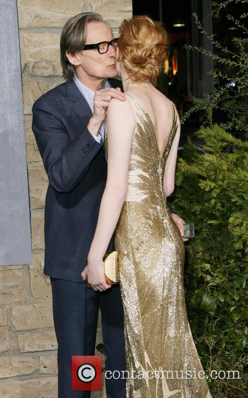 Bill Nighy and Eleanor Tomlinson 5