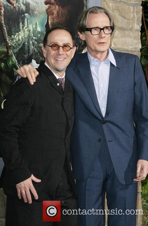 John Kassir and Bill Nighy 1