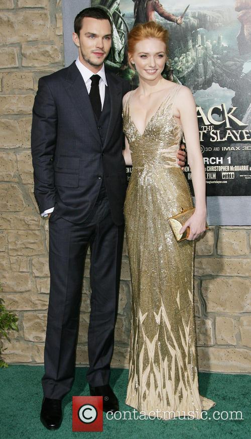 Nicholas Hoult and Eleanor Tomlinson 8