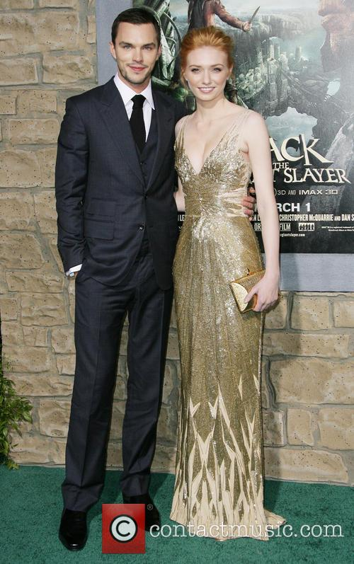 Nicholas Hoult and Eleanor Tomlinson 10