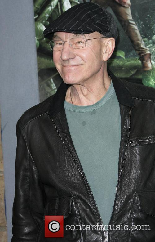 Patrick Stewart, TCL Chinese Theatre