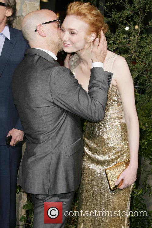 Stanley Tucci and Eleanor Tomlinson 4