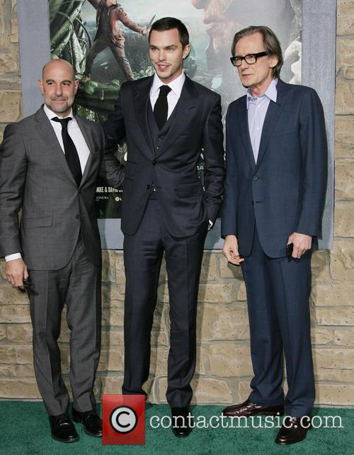 Stanley Tucci, Nicholas Hoult and Bill Nighy 10
