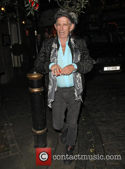 Keith Richards 4
