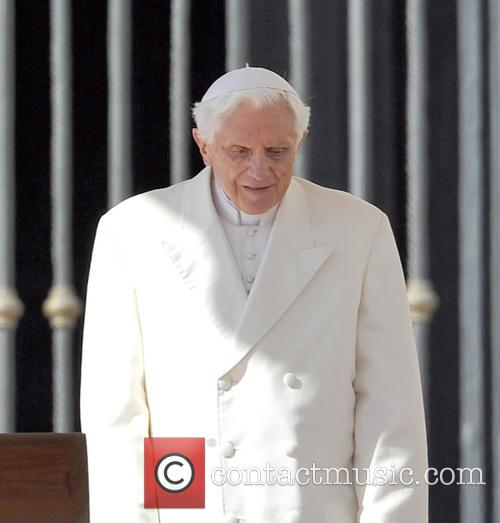 Pope Benedict XVI presides over the 'last hearing'