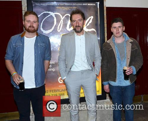 John Carney, Evan Walsh and Colm Gavin 4