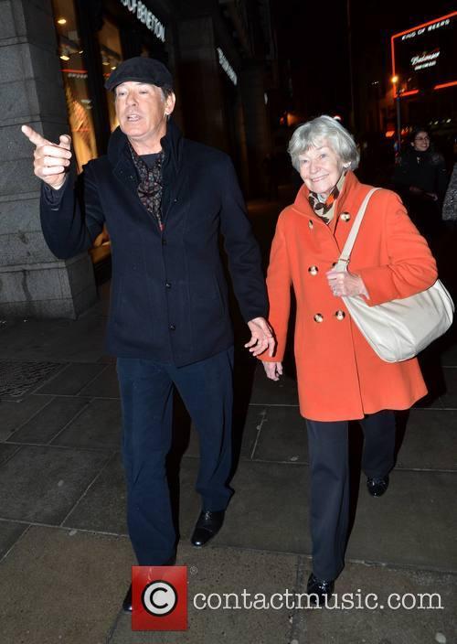 Pierce Brosnan and May Carmichael 3
