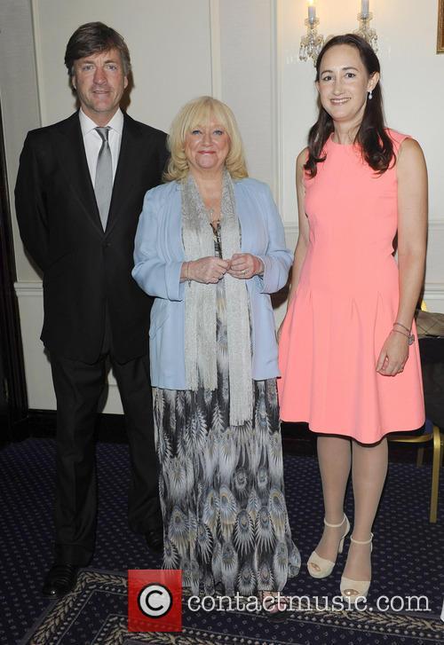 Richard Madeley, Judy Finnigan and Sophie Kinsella 2