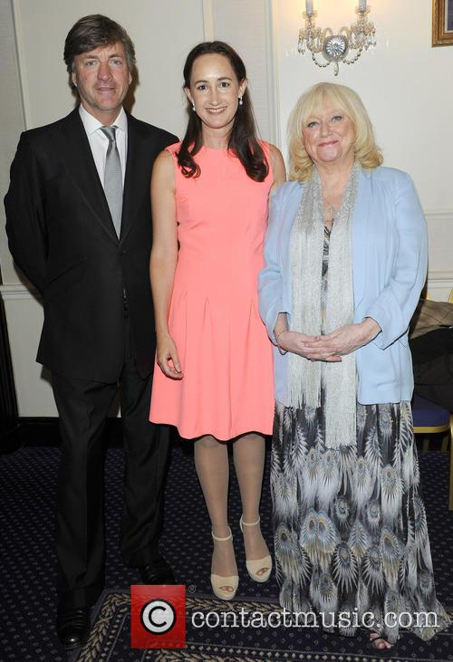 Richard Madeley, Sophie Kinsella and Judy Finnigan 3